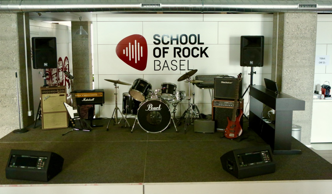 Home - School of Rock