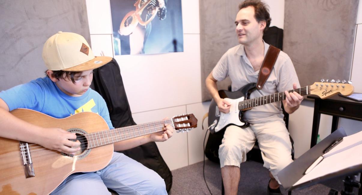 hier bist du richtig gitarre