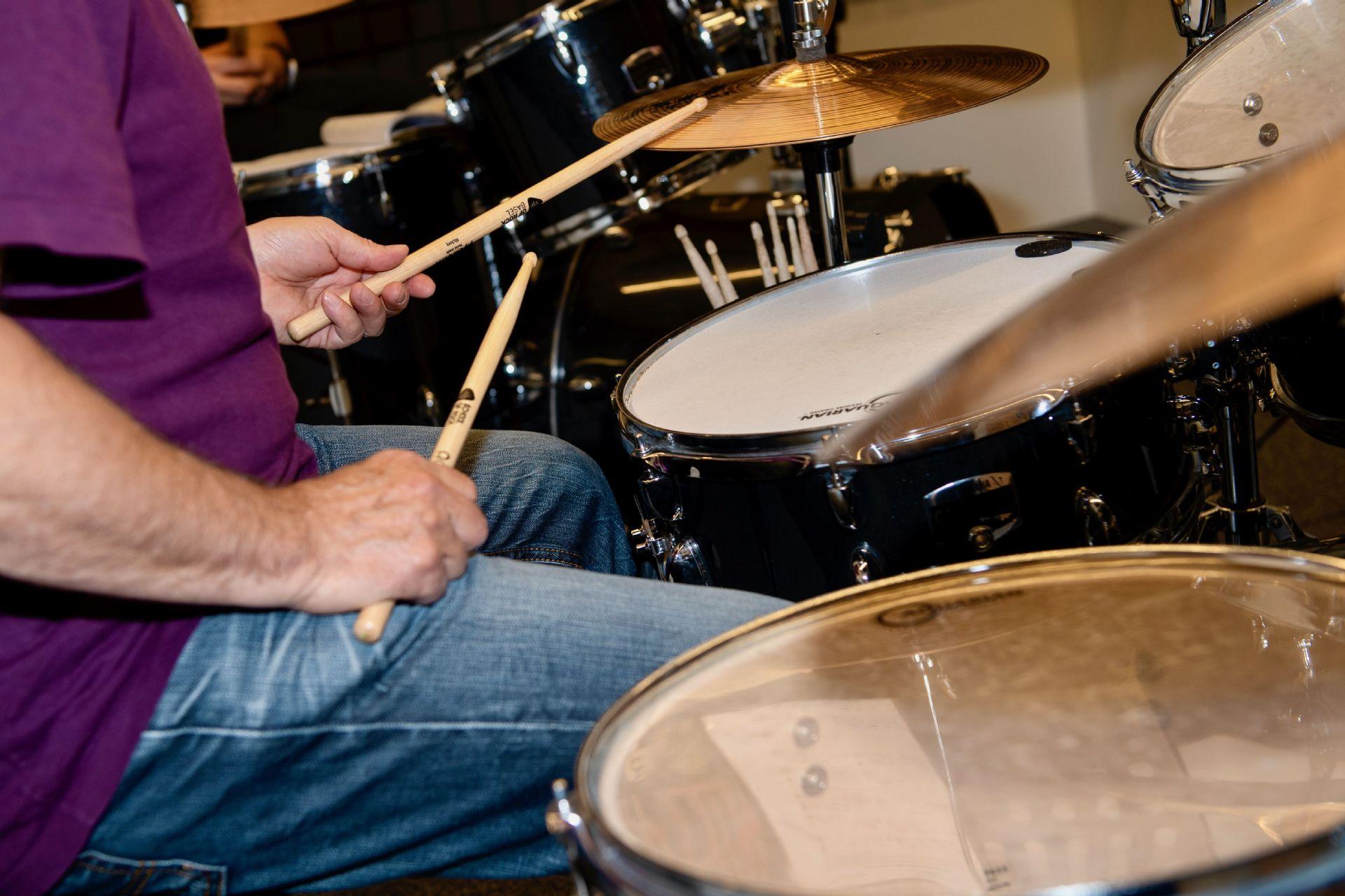 Drum Key für Schlagzeuger Perkussionisten musikalisches Geschenk